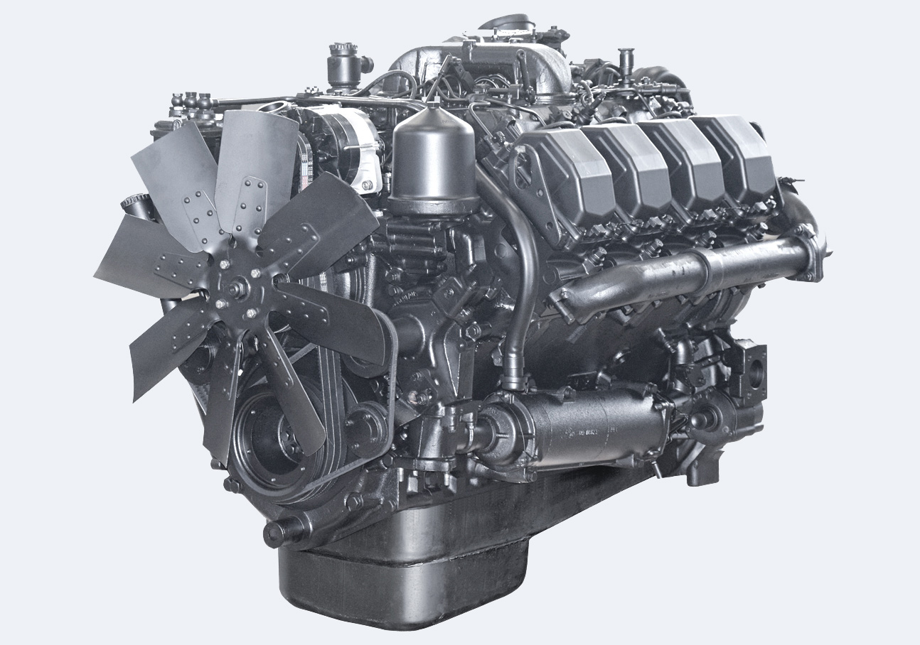 Двигатель ТМЗ 8481.10-05