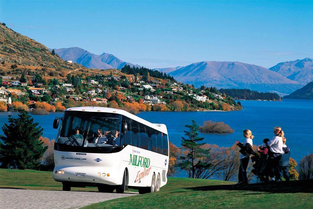 Автобус Scania K113 4x2 Design Line, 1998