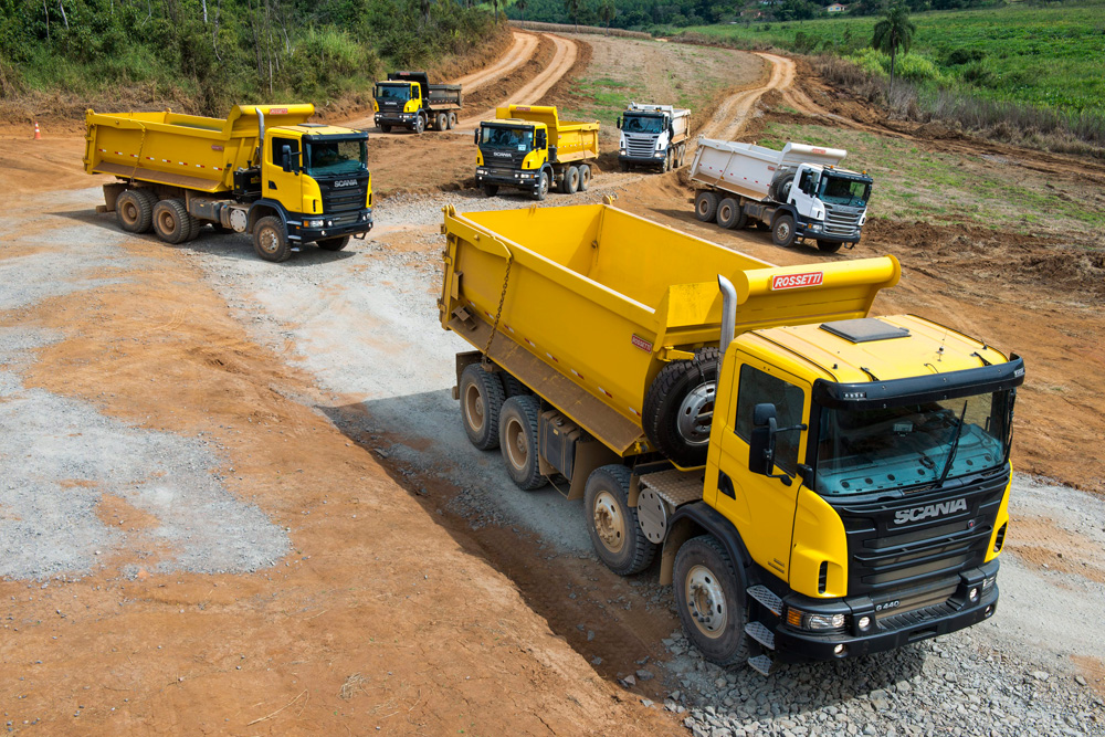 Самосвалы Scania P 310 6x4, Scania P 400 6x4, Scania G440 8x4, Scania G 440 6x4, Scania P 480 6x4, Scania G 440 8x4, 2013