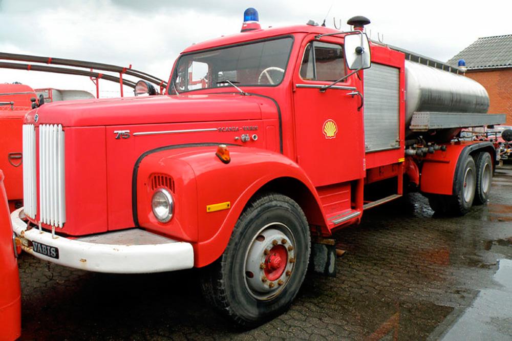 Грузовик Scania-Vabis L75, 1959